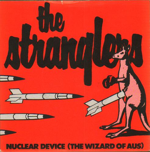 Stranglers - Nuclear Device (the Wizard Of Aus) LP