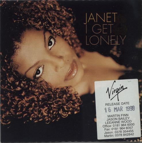 Jackson, Janet - I Get Lonely Single