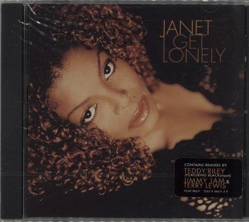 Jackson, Janet - I Get Lonely EP