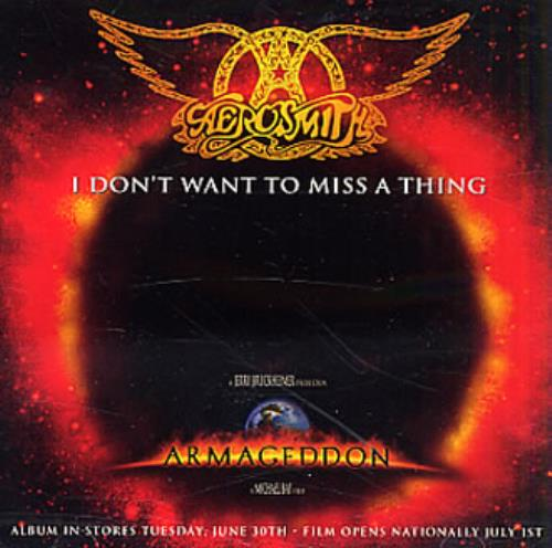 Aerosmith - I Don't Want To Miss A Thing - Pop Mix