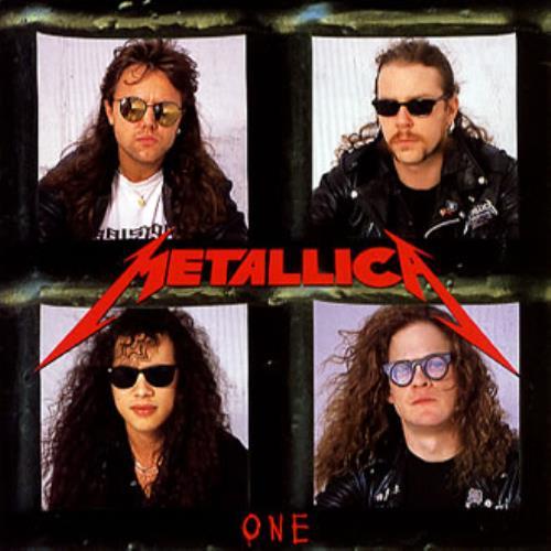 Metallica - One CD