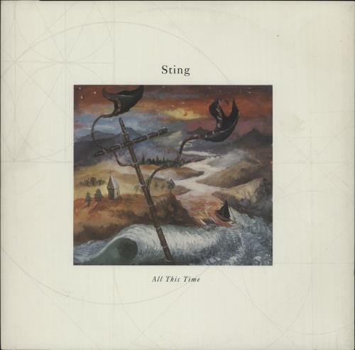 Sting - All This Time Album