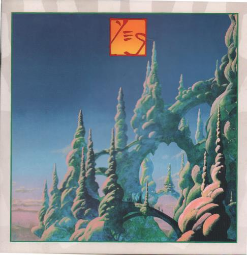 Yes - The Ladder EP