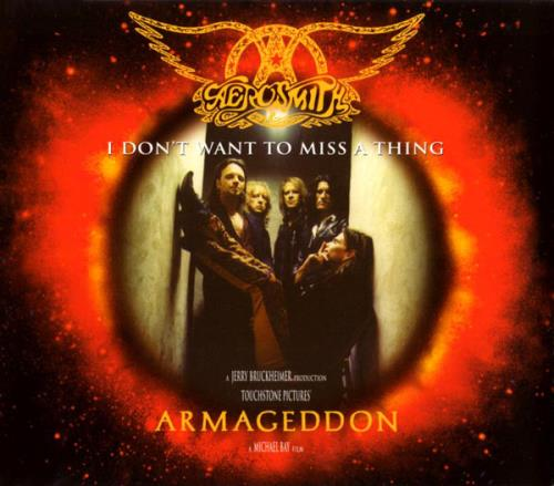 AEROSMITH - I Don't Want To Miss A Thing Rock Mix 4:58/taste Of India Rock Remix 5:52/animal Crackers 2:36