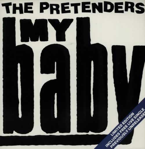 Pretenders - My Baby EP