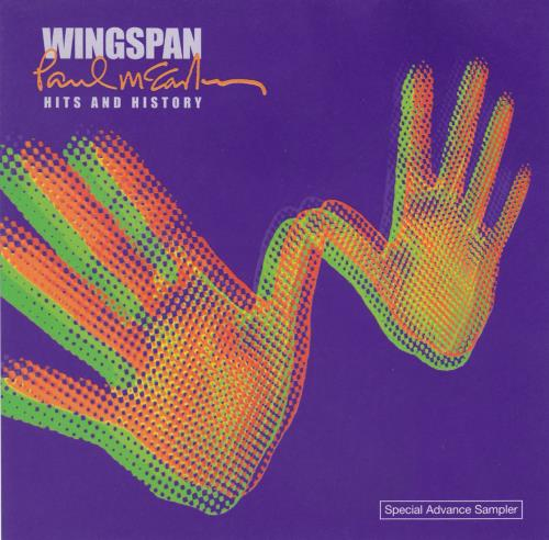 McCartney, Paul - Wingspan Hits And History - Special Advance Sampler