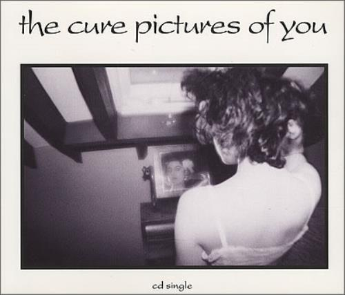 CURE - Pictures Of You/last Dance Live Vers./fascination Street Live Vers.