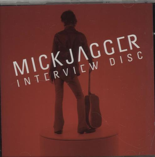 Jagger, Mick - Interview Disc Album