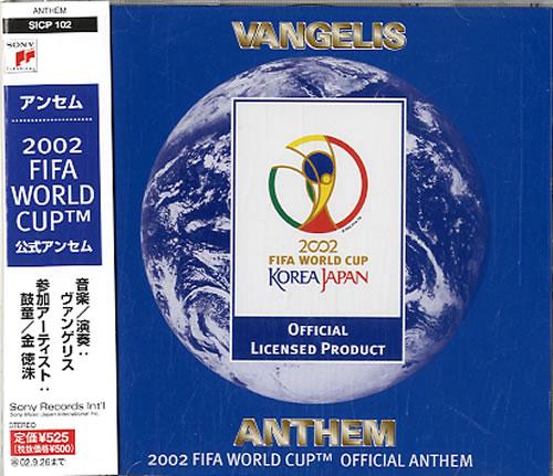 Vangelis - Anthem 2002 Fifa World Cup