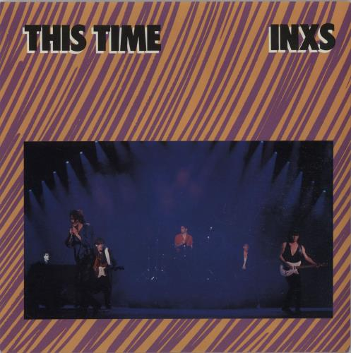 Inxs - This Time Record