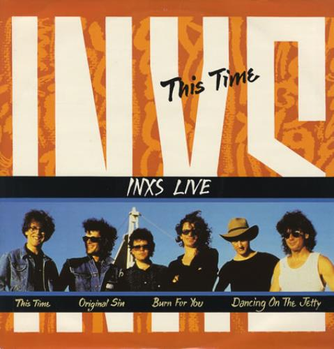 Inxs - This Time CD