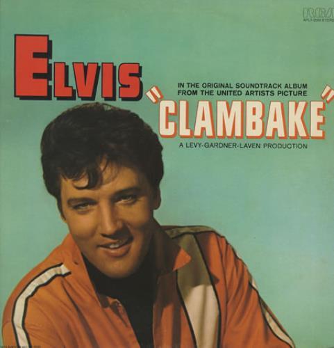 Clambake - Presley, Elvis