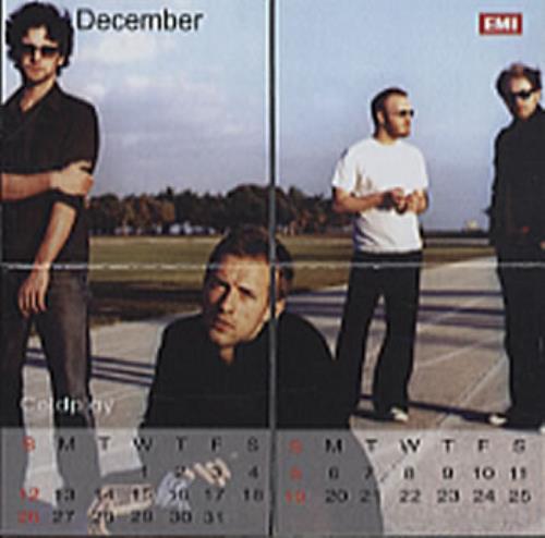 Calendar Cube