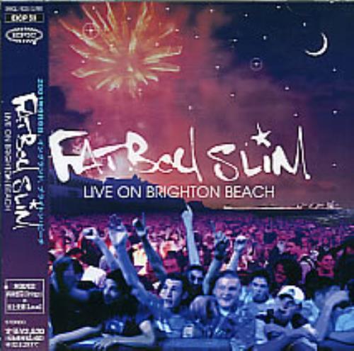 Fatboy Slim - Live On Brighton Beach LP