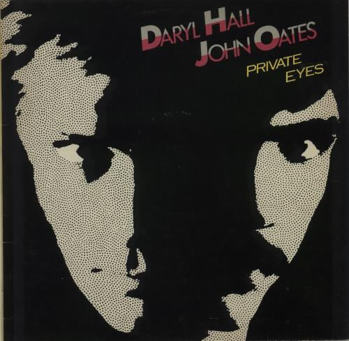 Hall & Oates - Private Eyes LP