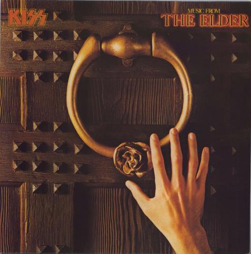 Kiss - Music From The Elder Album