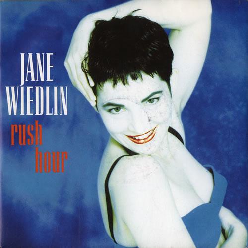 Wiedlin, Jane - Rush Hour - Paper Label