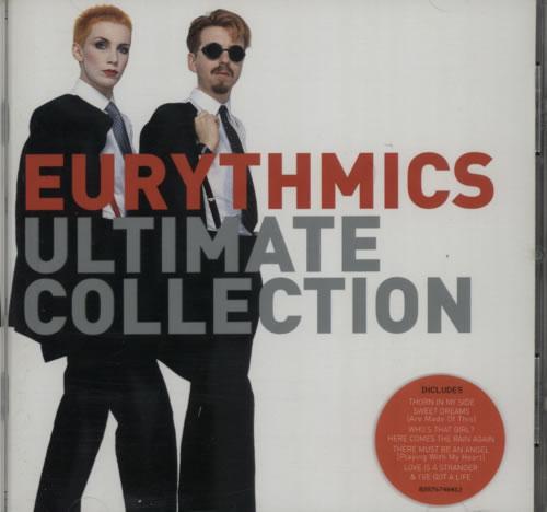 Eurythmics - Ultimate Collection EP