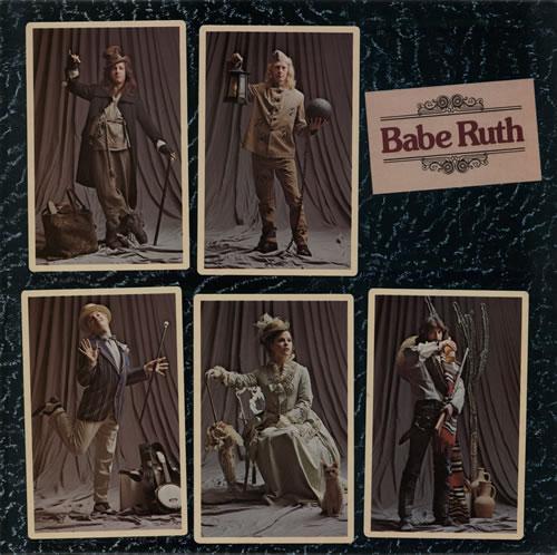 BABE RUTH - Babe Ruth Vinyl