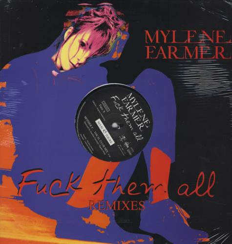 Farmer, Mylene - Fuck Them All Remixes - Sealed
