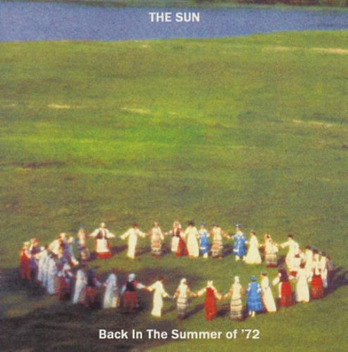 Sun - Back In The Summer Of '72 Record