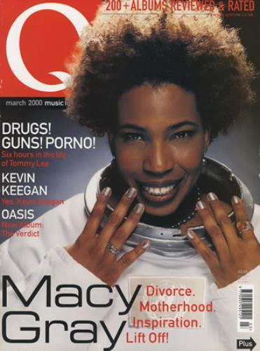 Oasis - Q Magazine