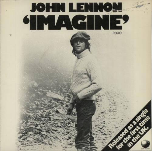 Lennon, John - Imagine - Demo - P/s - Ex