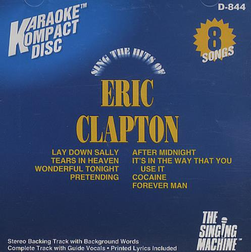 Clapton, Eric - Sing The Hits Of Eric Clapton
