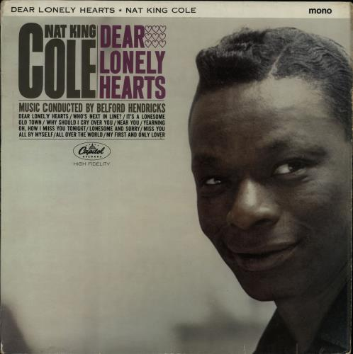 Cole, Nat King - Dear Lonely Hearts LP