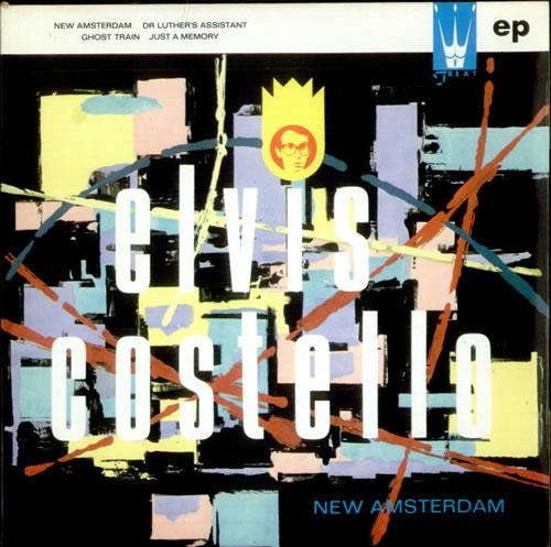 New Amsterdam Ep - Costello, Elvis