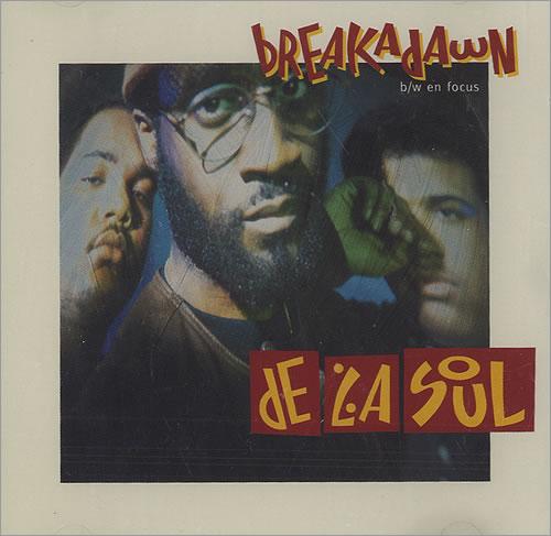 De La Soul - Breakadawn Album
