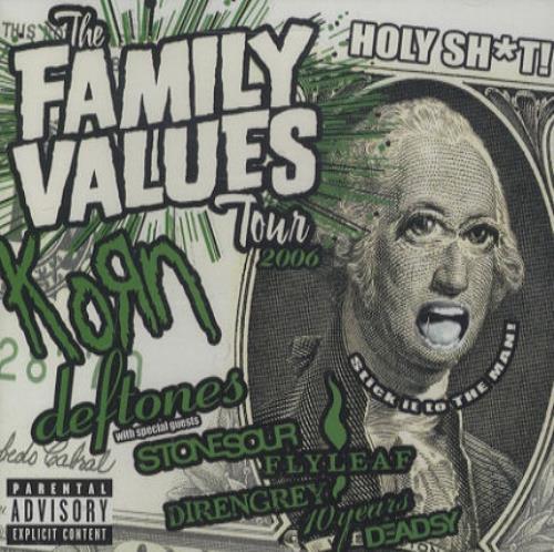 Korn - Family Values Tour 2006 - Promo