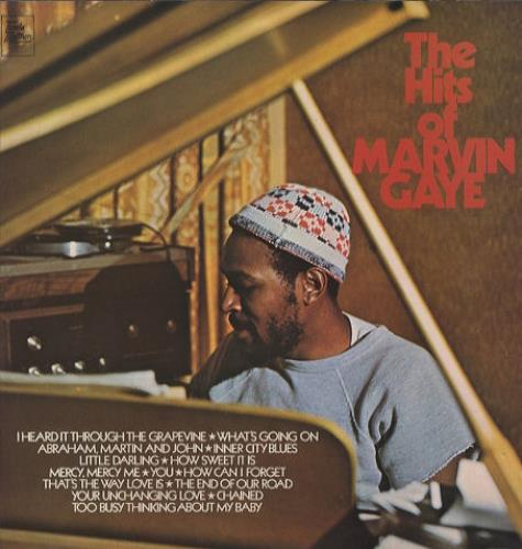 Gaye, Marvin - The Hits Of Marvin Gaye