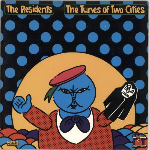 Residents - The Tunes Of Two Cities Album