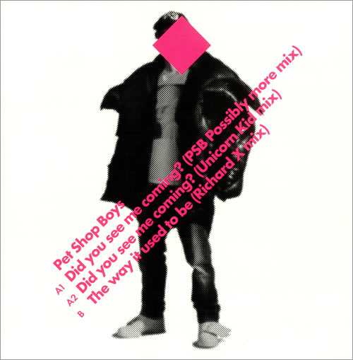 Did You See Me Coming? - Pet Shop Boys