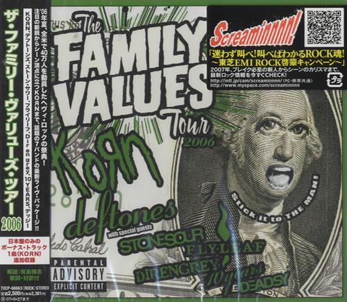 The Family Values Tour 2006 - Korn