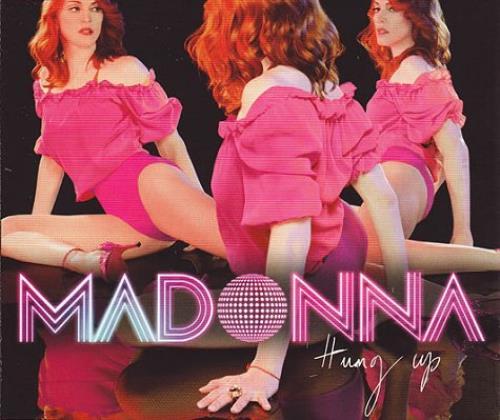 Madonna - Hung Up - Cd1