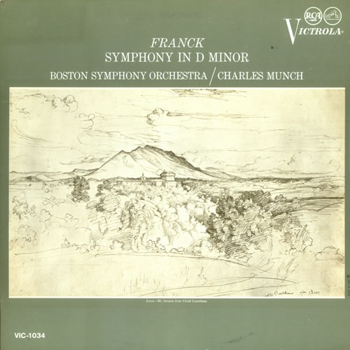 Franck, César - Symphony In D Minor CD