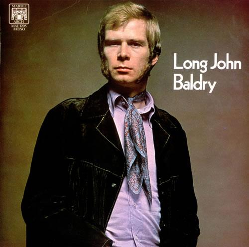 Baldry, Long John - Long John Baldry Album