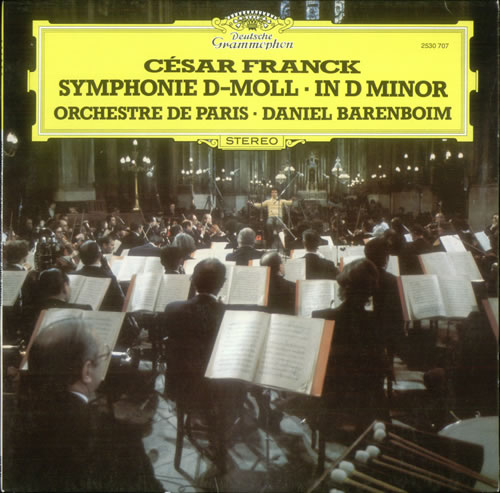 Franck, César - Symphony In D Minor / Redemption