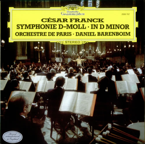 Franck, César - Symphony In D Minor & Redemption