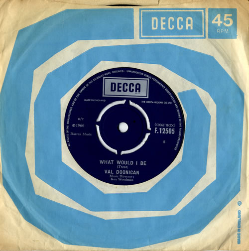 What Would I Be - Doonican, Val