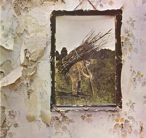 Led Zeppelin - Led Zeppelin Iv - 9th + Inner