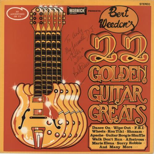 22 Golden Guitar Greats