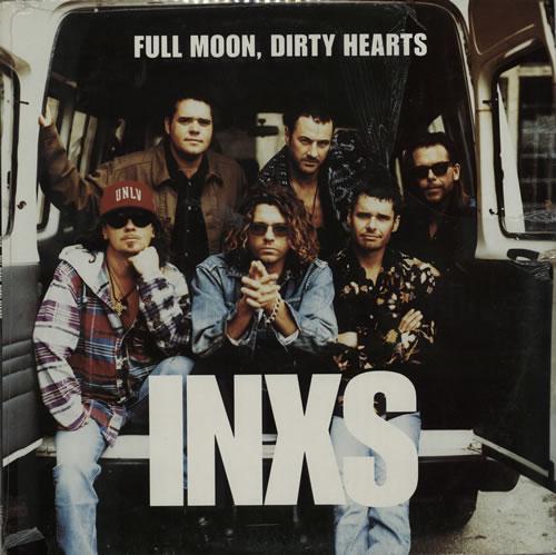 Inxs - Full Moon, Dirty Hearts - Sealed