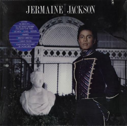 Jackson, Jermaine - Jermaine Jackson - Sealed