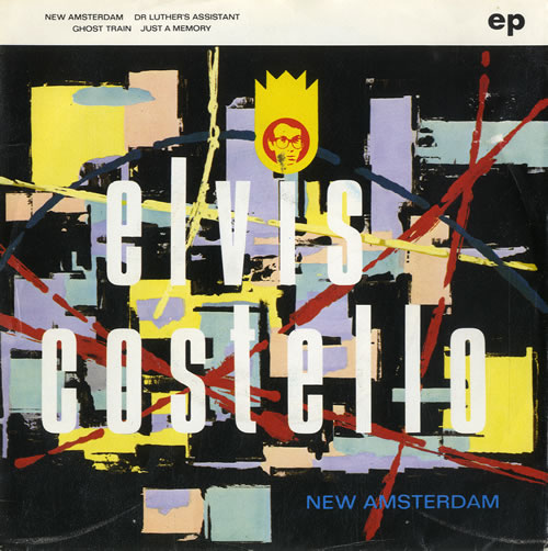 Costello, Elvis - New Amsterdam Ep Album
