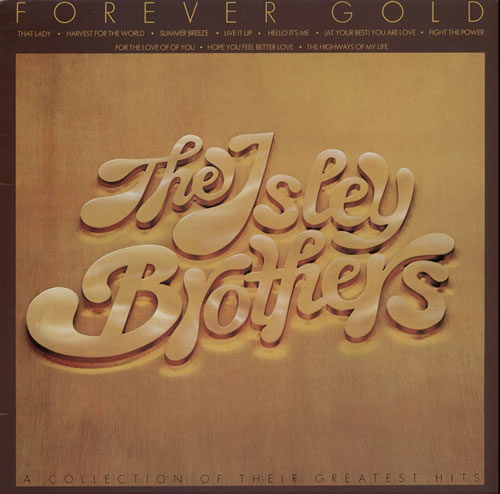 Isley Brothers - Forever Gold CD