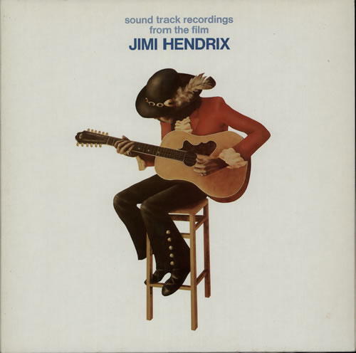 Hendrix, Jimi - Sound Track Recordings From The Film