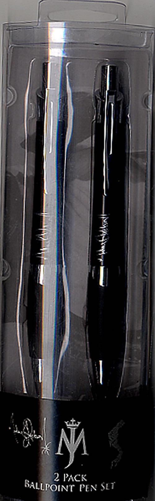 2 Pack Ballpoint Pen Set